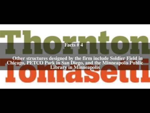 Thornton Tomasetti Top # 6 Facts