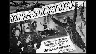 King Of The Rocket Men Serial