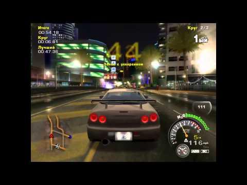 Street Racing Syndicate - Не понят и забыт. Обзор
