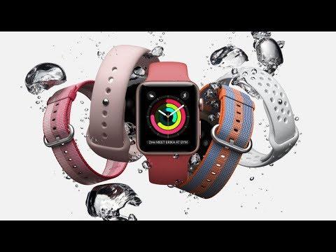 Полный обзор Apple Watch Series 3 + Опыт использования streaming vf