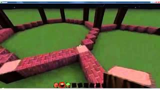 Lets Build Awsome Octagon House Part 1