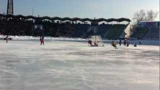 Final i Dam-VM 2012 i Irkutsk: Ryssland-Sverige