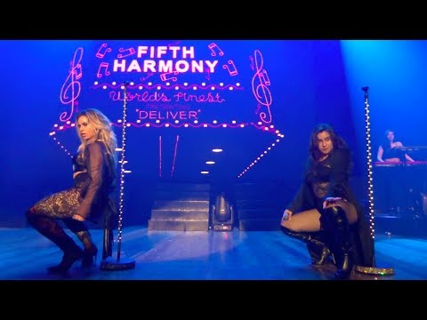 Deliver - Fifth Harmony (PSA Tour Manila) HD