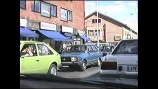 Koskikadun uitto 1989 - Rovaniemi