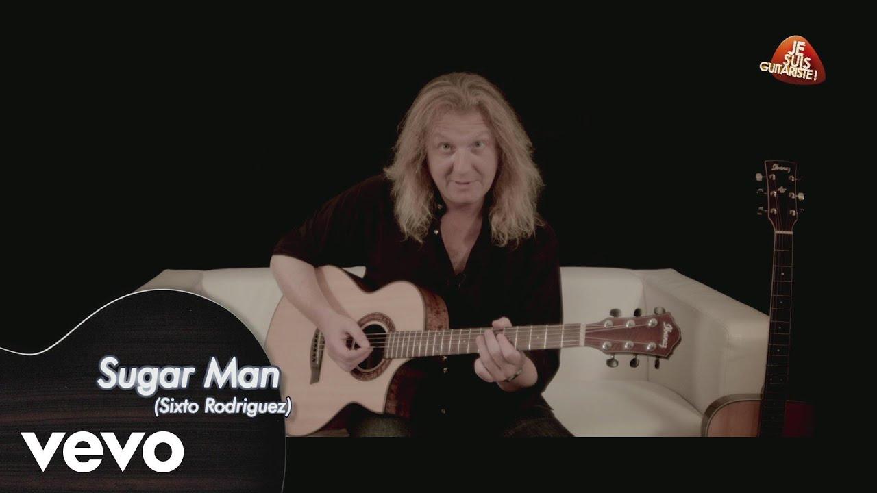 Cours De Guitare Sugar Man Rendu Clbre Par Rodriguez Youtube