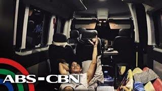 Jericho, ipinasilip ang kanyang customized van | UKG