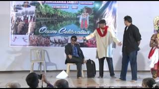 NSS - Santacruz - Mumbai Onam Celebrations 2012 - Comedy Ottamthullal