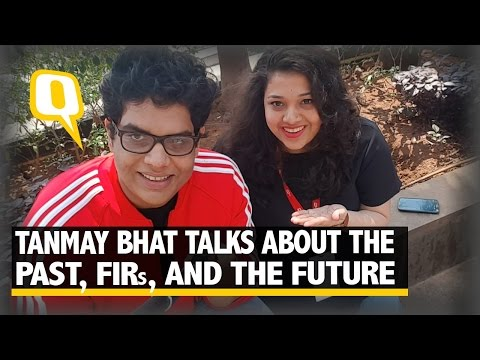 The Quint: Tanmay Bhat on FIRs, Shah Rukh Khan and a Future AIB Movie