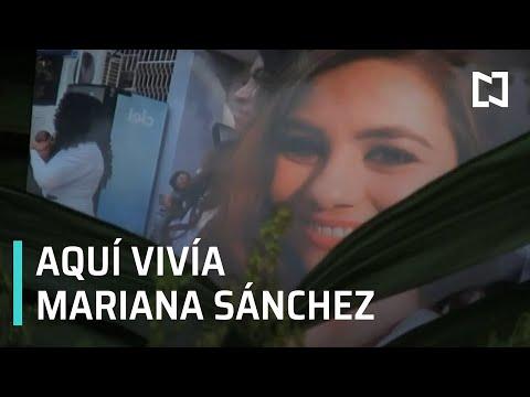 ¿Cómo era el lugar en Chiapas donde vivía Mariana Sánchez Dávalos hallada muerta? - Despierta