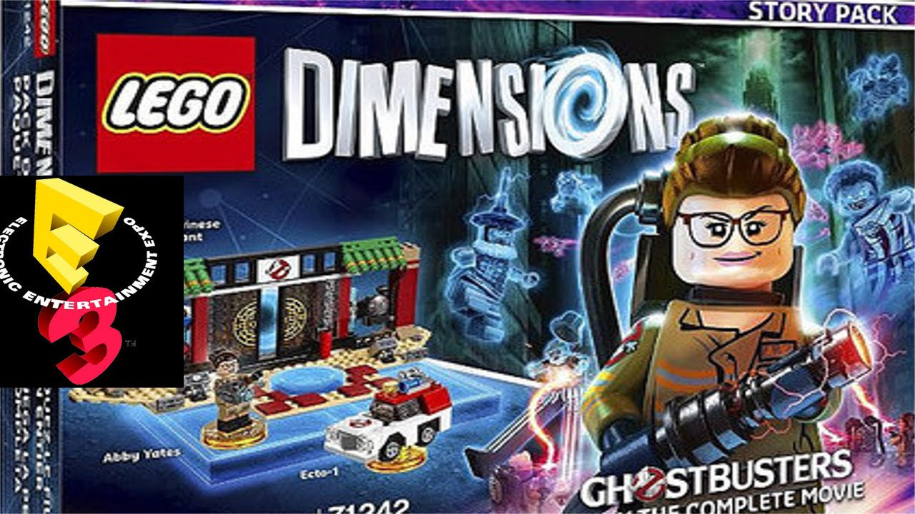 how to play lego dimensions story pack