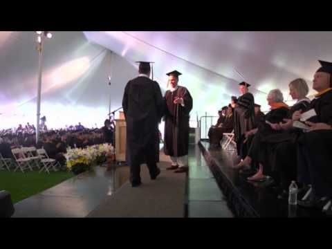 Vermont Technical College Saturday Morning Graduation 2015