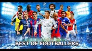 Dünya 39 nın En İyi 10 Futbolcusu 10 World 39 s Best Footballer