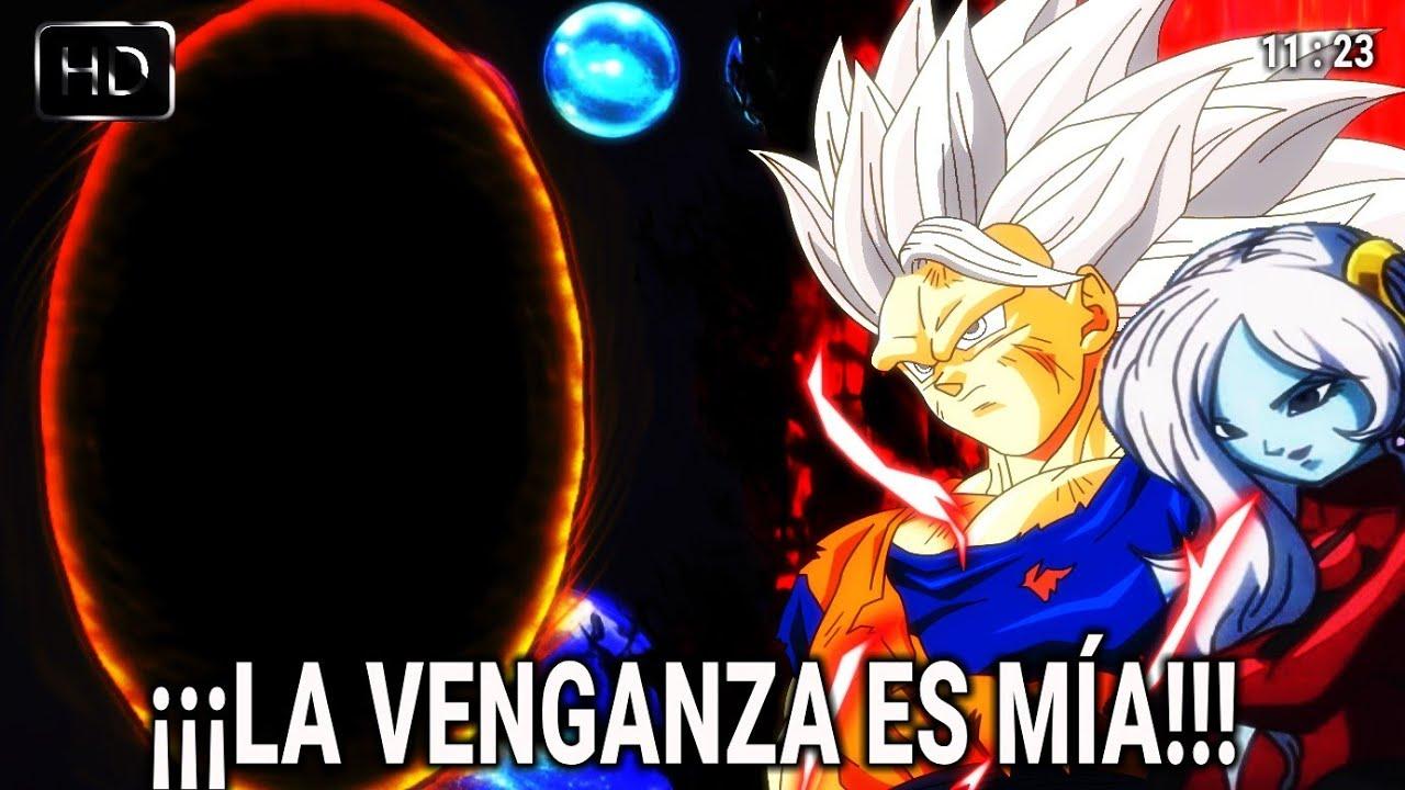 ¿Que hubiera pasado si Goku era ENCERRADO EN LA HABITACIÓN DEL TIEMPO ? Parte 2