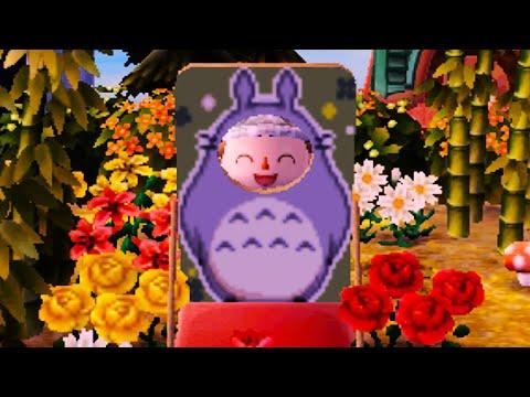 Totoro Shrine - Animal Crossing: New Leaf | Dream Diary