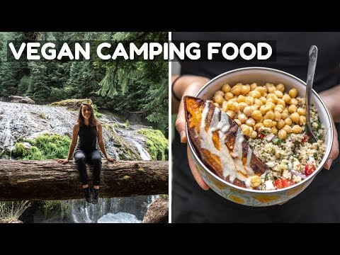 what-i-ate-while-camping!-(vegan)