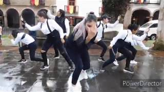 "{KPOP IN PUBLIC MEXICO} NCT ""Black on black"" + INTRO. Dance cover by ADAMANTIUM"