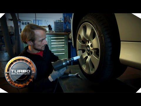 Extremtest: Staubfreie Bremsbeläge - Folge 25  TURBO - Das Automagazin