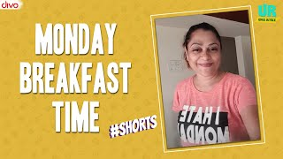 Monday Breakfast Time #shorts #breakfast