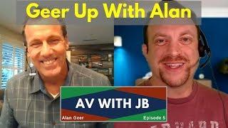 AV avec JB - Épisode 5 avec Alan Geer