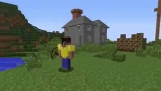Minecraft трейлер Продажа дома