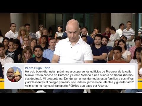 """<h3 class=""""list-group-item-title"""">[EN VIVO] Te contamos cómo vienen avanzando los #Compromisos de Gobierno</h3>"""