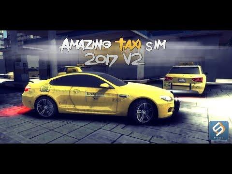 Amazing Taxi Sim 2017 V2 Car Tuning System