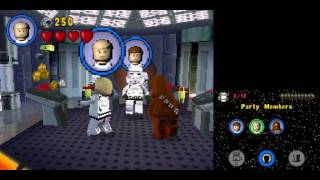[TAS] [Obsoleted] DS LEGO Star Wars II: The Original Trilogy by SkicoNow in 15:15.05