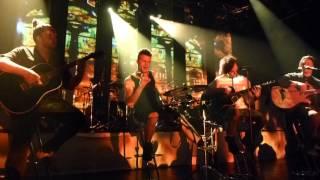 The Rasmus - Liquid (Acoustic Solothurn 27.11.2012)