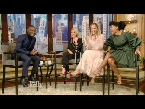David Oyelowo's Kids React to Him Kissing Onstage
