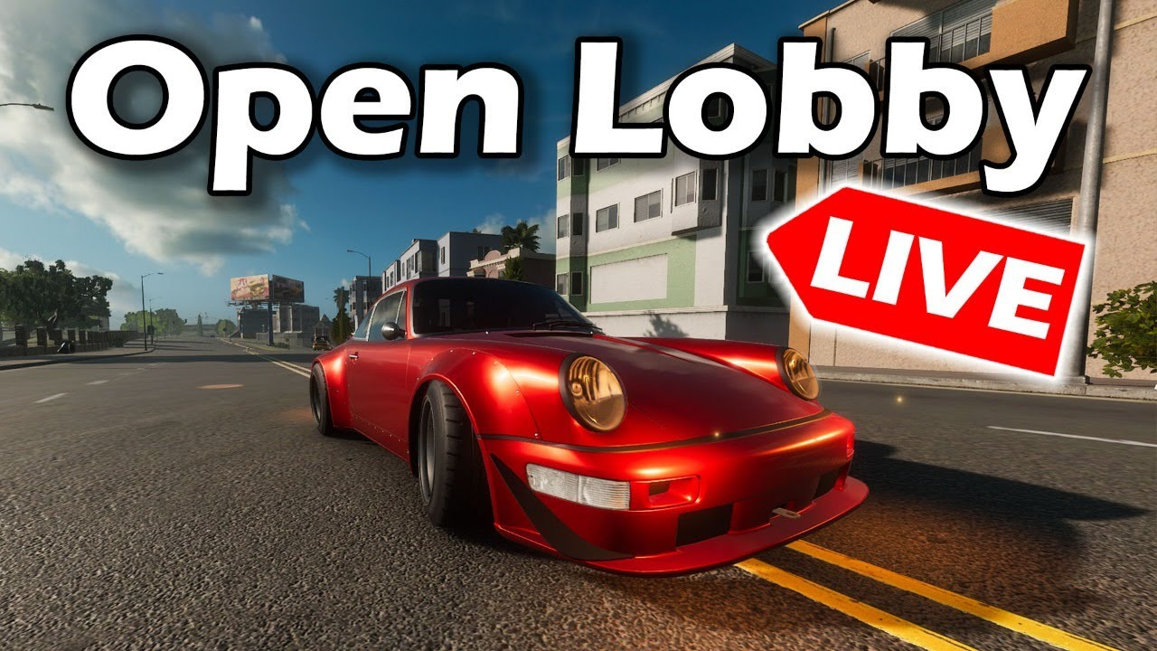 Open Lobby - CarX Drift Racing Online PTR 2.12.0 v3 Update - Wheel & Pedals NO Assists!