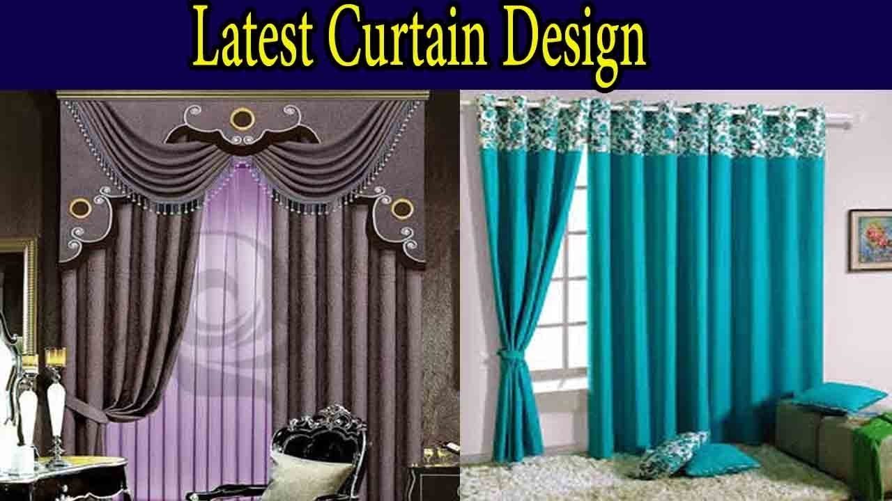 Curtain Design For Living Room in England | Curtains UK ...