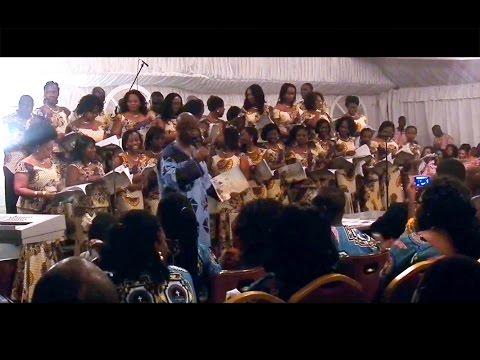 Ghana Wesley Methodist Church Choir (Hymns) Pt. 1