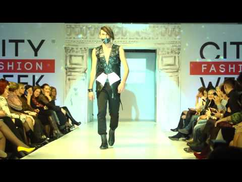 Cosmin Criste at City Fashion Week Cluj-Napoca 2016