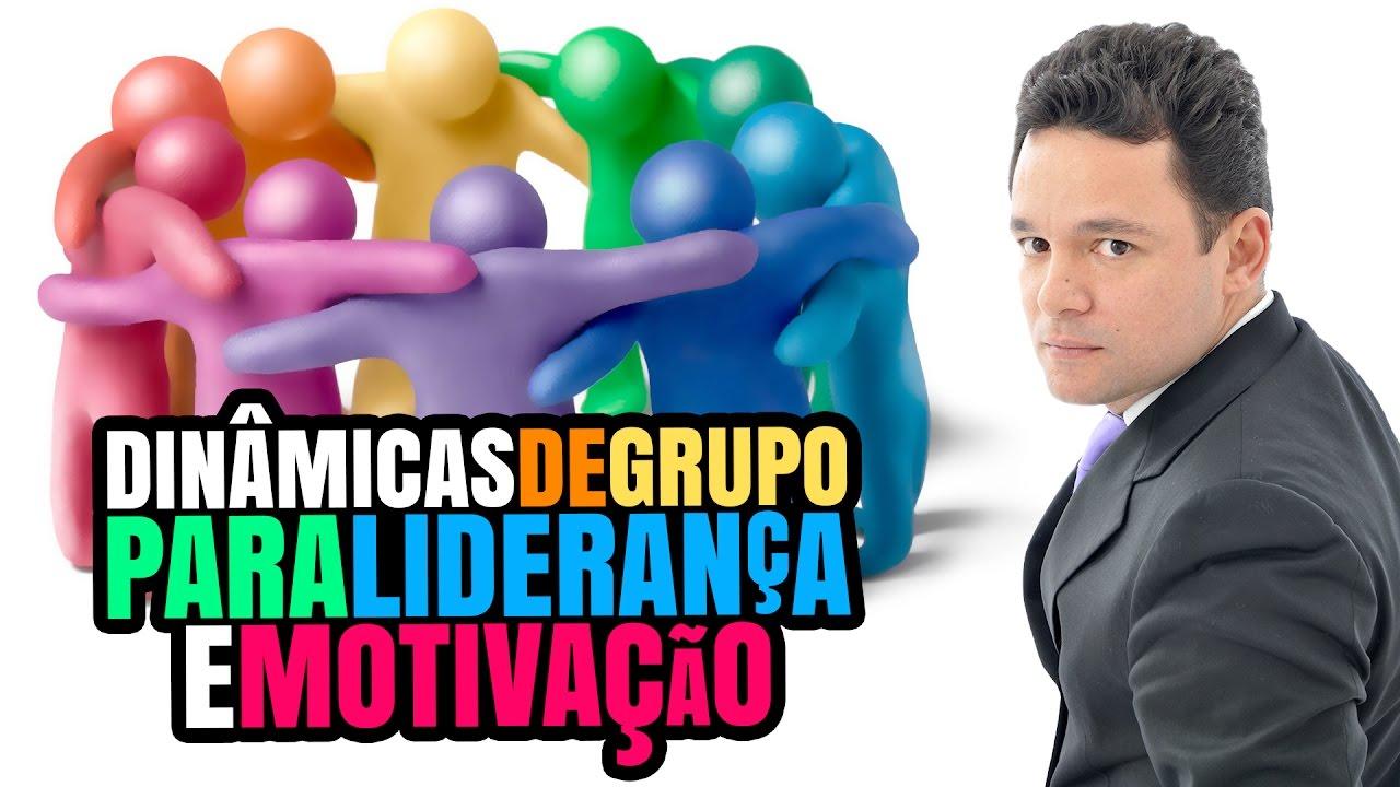 Dinâmicas De Grupo Para Liderança E Motivação Rodrigo Fonseca