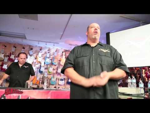 Fender Custom Shop Road Show With John Cruz - LA Music