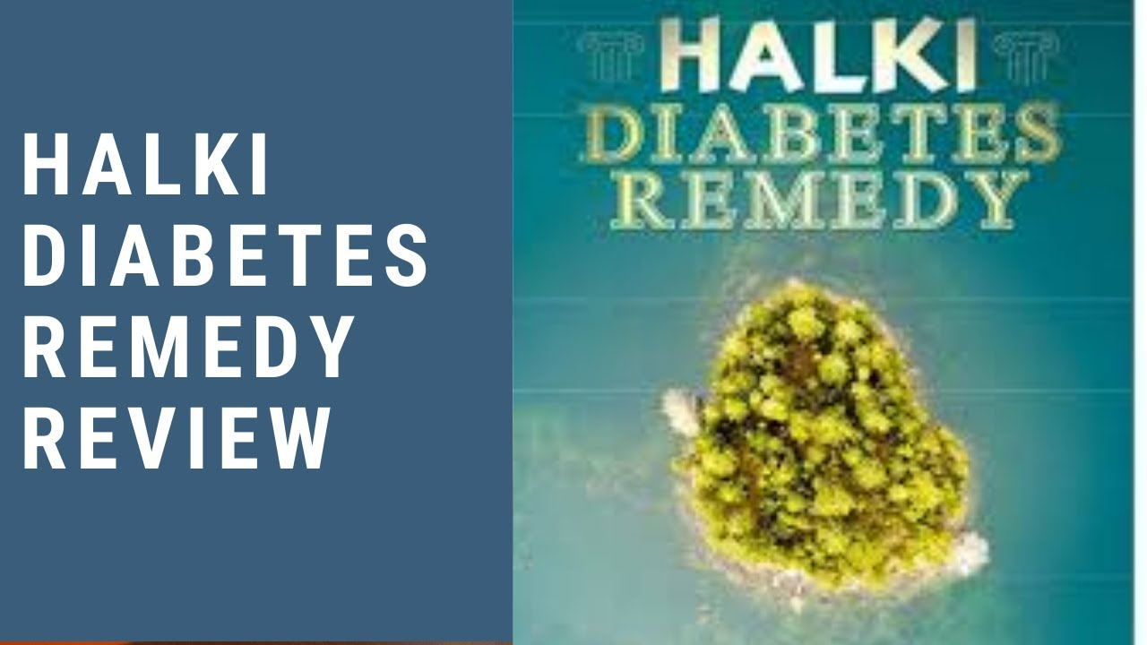 Halki Diabetes Remedy + 3
