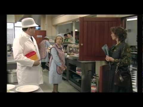 Victoria Wood on Dinnerladies - From Seen On TV
