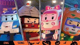 🎃Halloween🎃│🎵Collection of  Halloween Song🎵 | Nursery Rhymes | Robocar POLI TV
