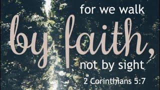 Prophetic Word: Walk in Worship