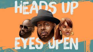 "Talib Kweli ""Heads Up Eyes Open"" feat. Rick Ross & Yummy Bingham (Official Audio)"