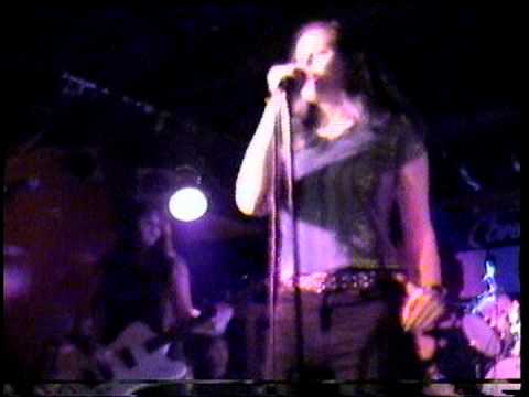 The Donnas- Live at Coney Island High, N.Y.C. -11-05-1998