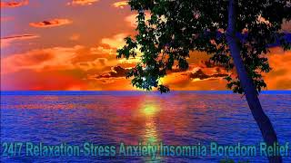 24/7 Relaxation-Stress Anxiety Insomnia Boredom Relief