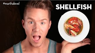 Lobster, Mussels, Scallops! All About Shellfish - Culinary School Vlog 14/125