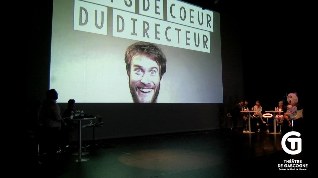 Présentation de la saison culturelle 2019/2020 - Théâtre de Gascogne
