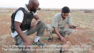 Is ISIS Shelling their Enemies with Chemical Weapons?