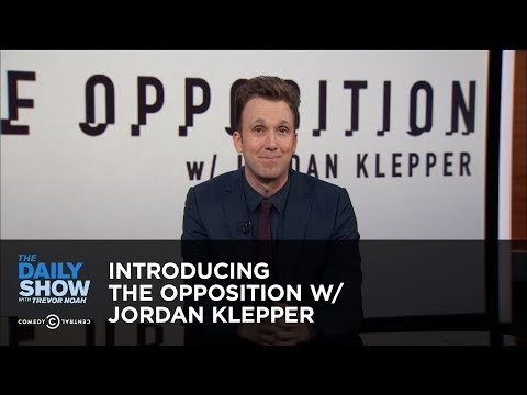 Download Youtube: Introducing The Opposition w/ Jordan Klepper: The Daily Show