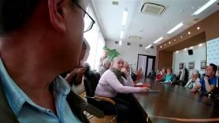 круглый стол ''проблемы точечной застройки в г. Чебоксары'' в национальной библиотеке