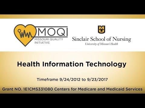 MOQI - Health Information Technology