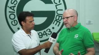 Sérgio Rassi comenta favoritismo do Goiás no Campeonato Brasileiro