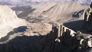Mt Whitney summit hike July 2013